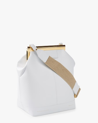 Frame Bucket Bag