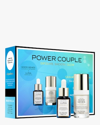 Sunday Riley Power Couple Duo: Total Transformation Kit 1