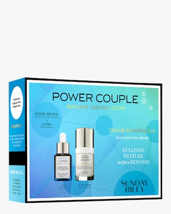 Sunday Riley Power Couple Duo: Total Transformation Kit 2