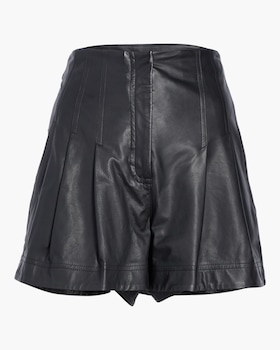 Julian Leather Shorts