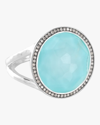 Lollipop Turquoise Ring