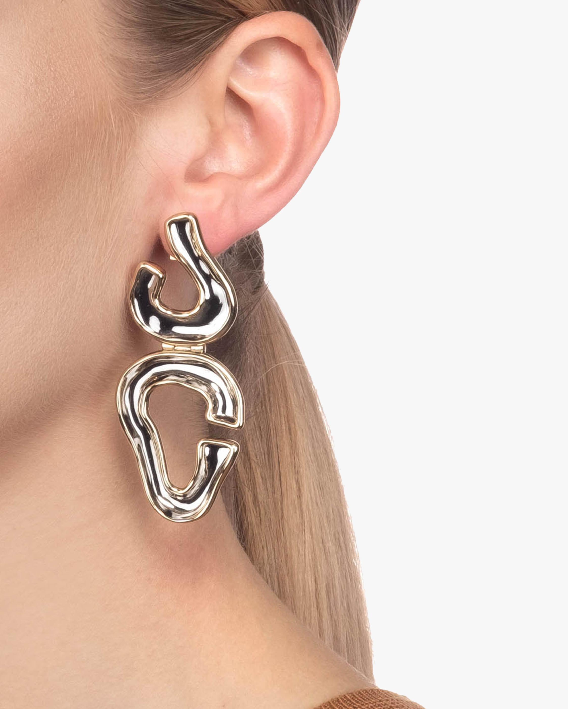 Sculptural Post Earrings