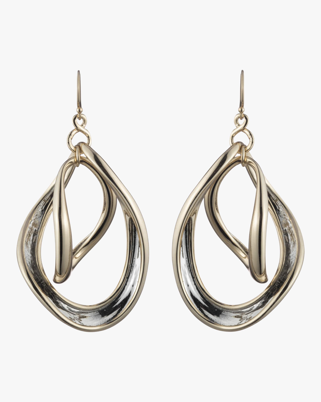 Orbiting Sculptural Earrings