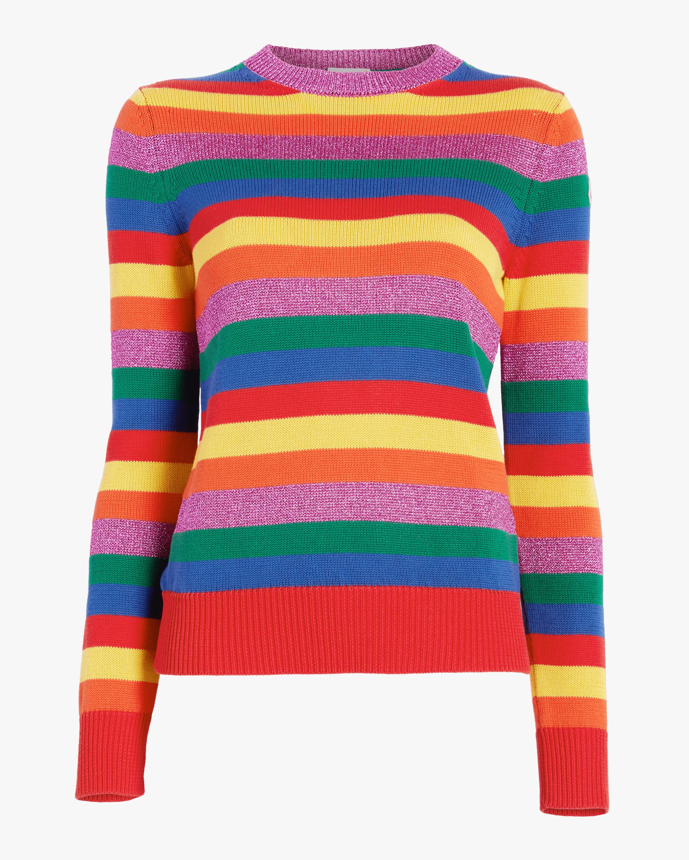 Maglia Tricot Girocollo Sweater
