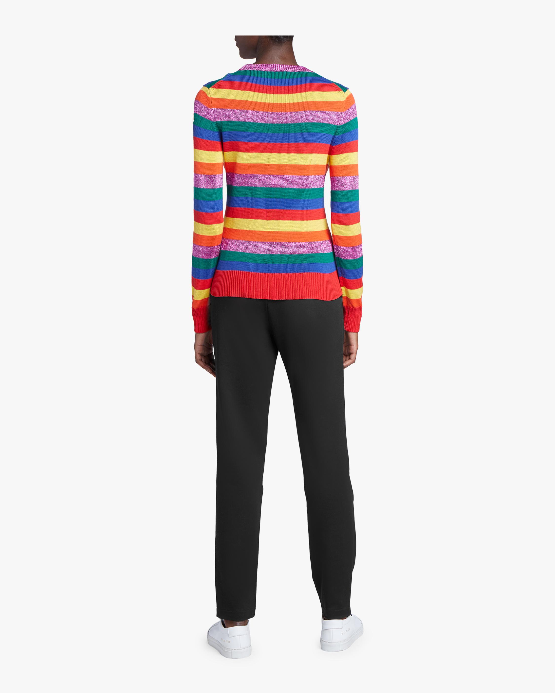 Maglia Tricot Girocollo Sweater Moncler