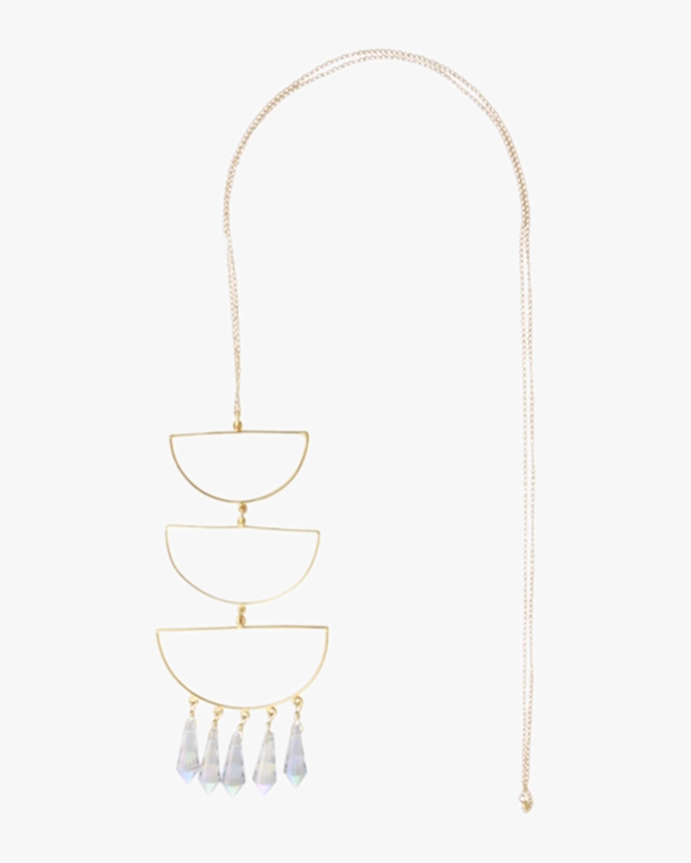 Mercedes Salazar Crystal Mobile Necklace 2