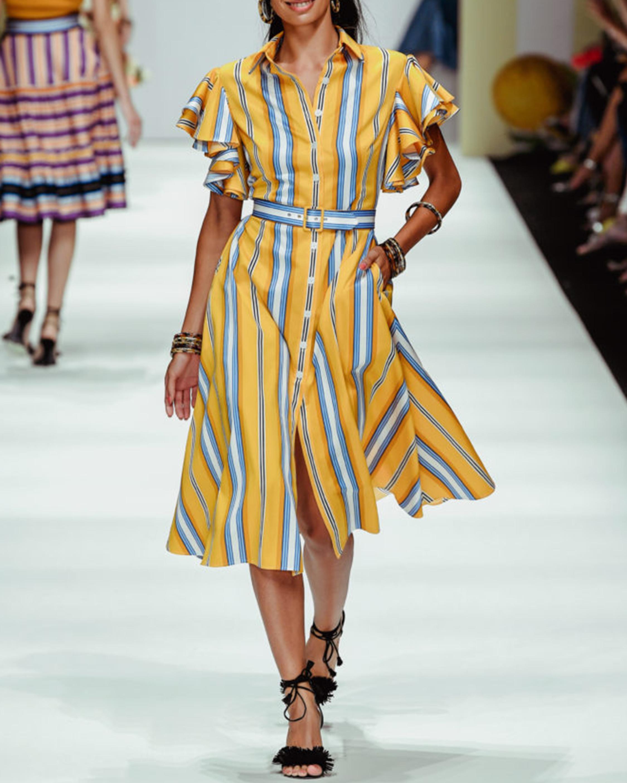 Rambazamba Shirt Dress
