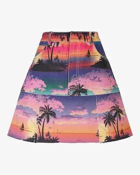 Hawaii Mini Skirt