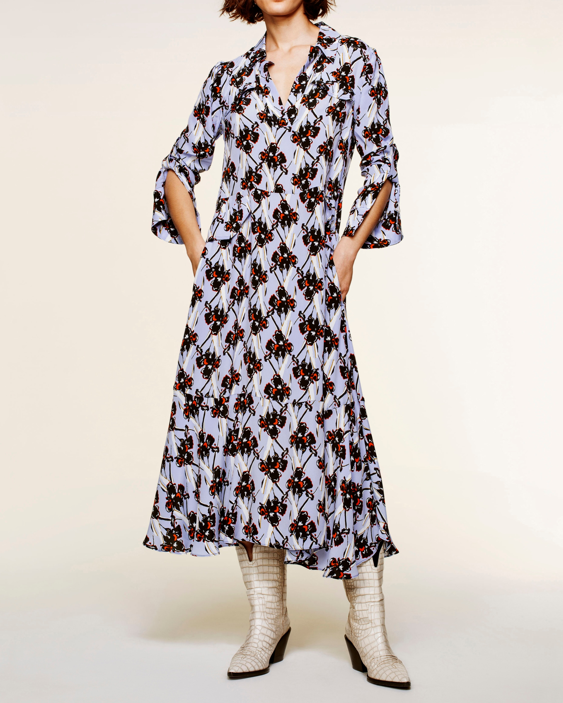 Olivela Dress Flower Schumacher Breeze Dorothee Sg0Iq4vWP
