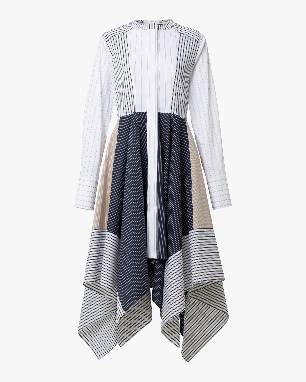 Stripe Patch Dress
