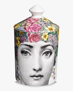 Fornasetti Flora Scented Candle 300g 0
