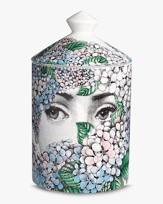Fornasetti Ortensia Scented Candle 300g 1