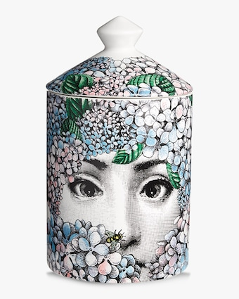 Fornasetti Ortensia Scented Candle 300g 2
