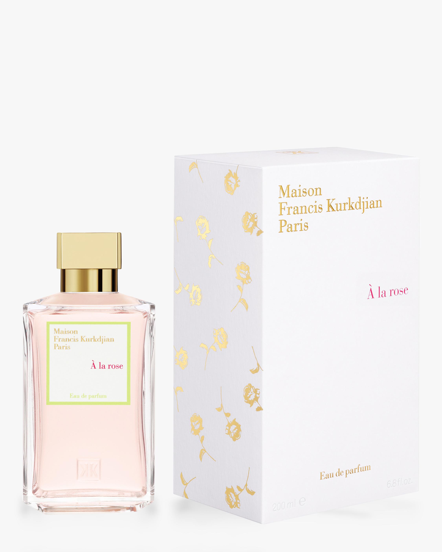 À la rose Eau de Parfum 200ml