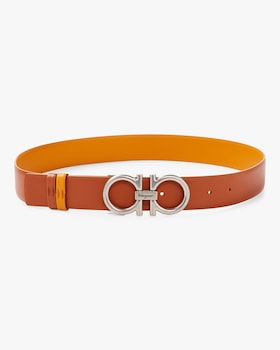 New Gancini Reversible Belt
