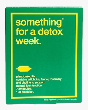 Something For a Detox Week