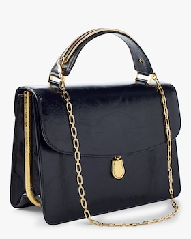 Charlie Leather Bag