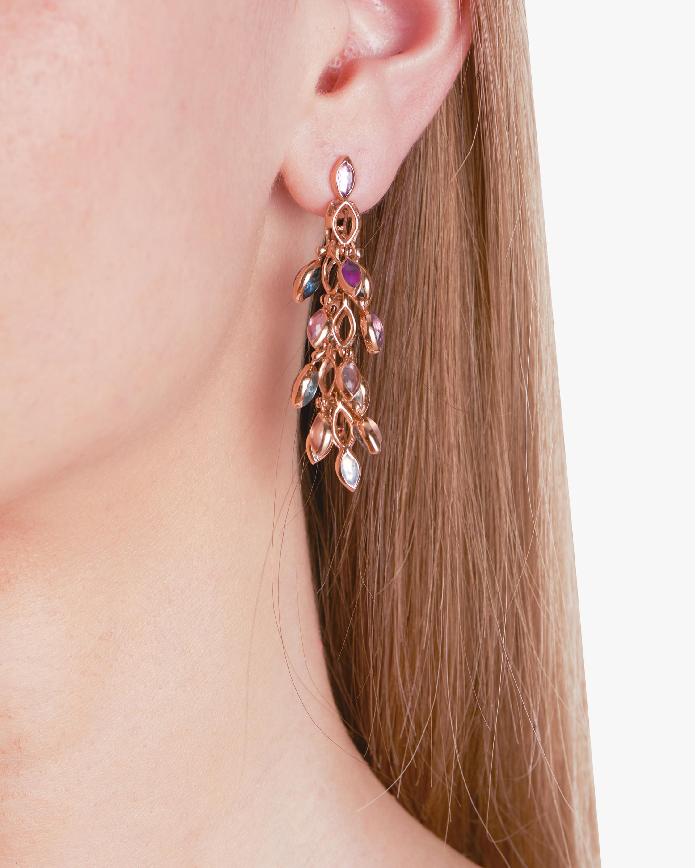 Swinging Short Earrings