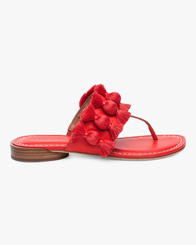 Tara Fringe Tassel Sandal