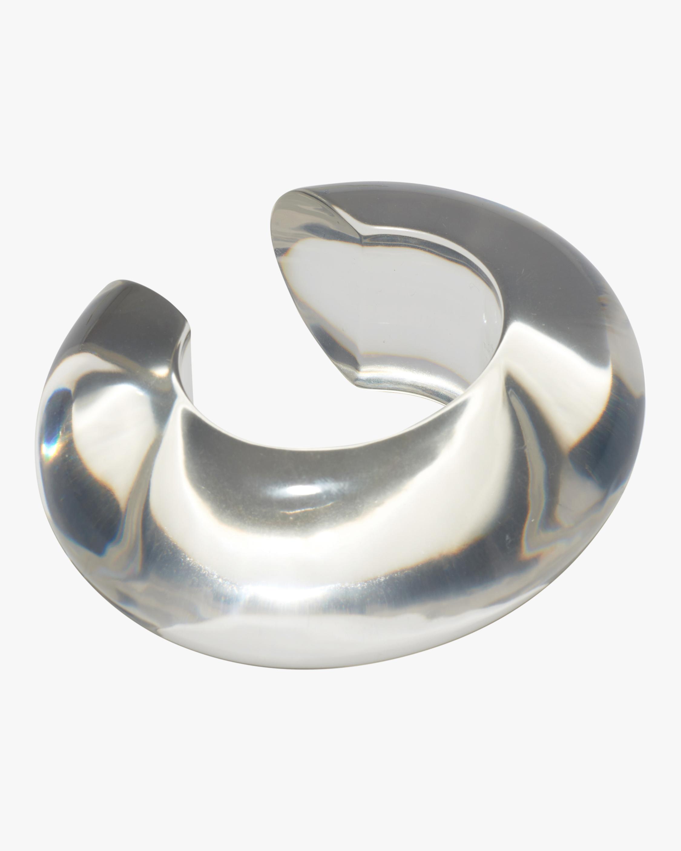 Lizzie Fortunato Arc Cuff Bracelet 0