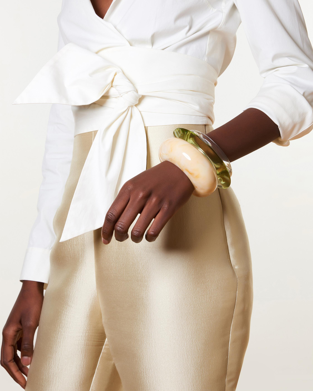 Arc Cuff Bracelet
