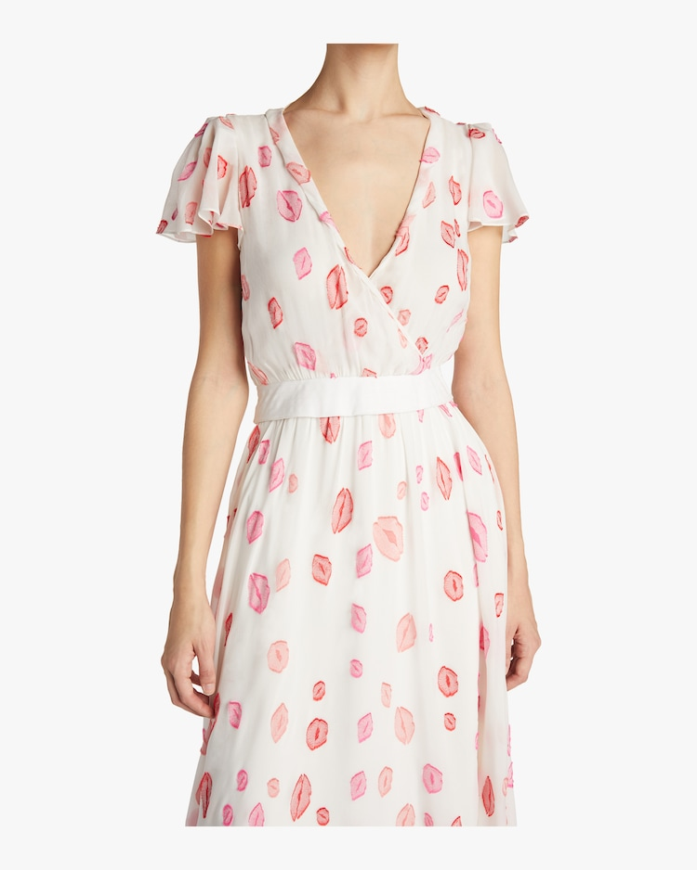 Carmen Midi Dress Hellessy