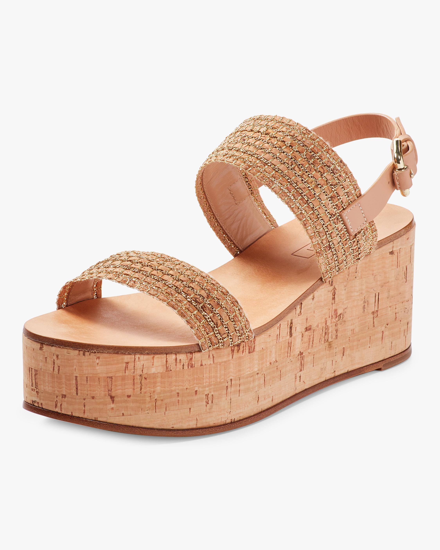 Corkchain Platform Sandal