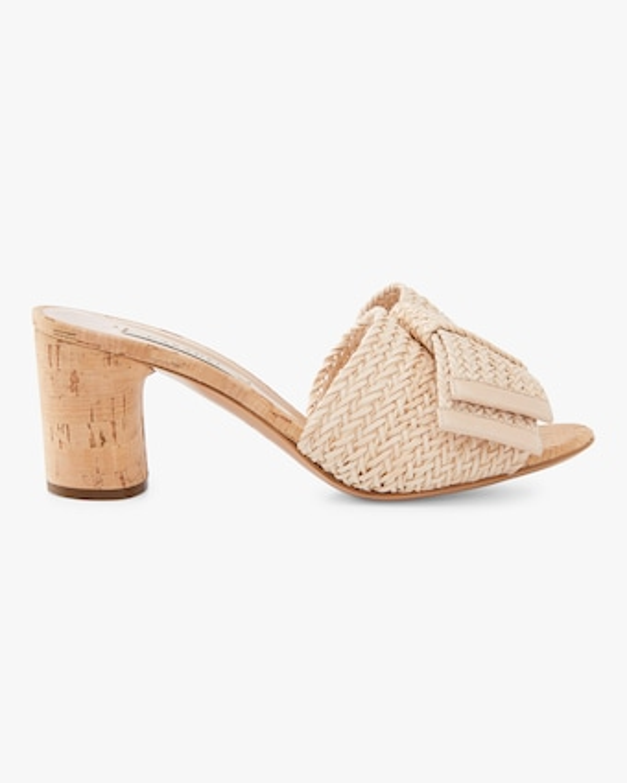 Ami Heeled Sandal