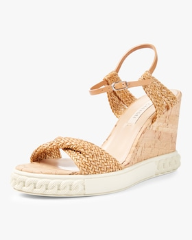 Riviera Wedge Sandal