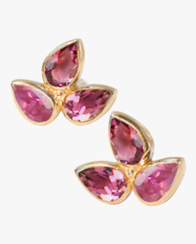 Micro Bouquet Stud Earrings
