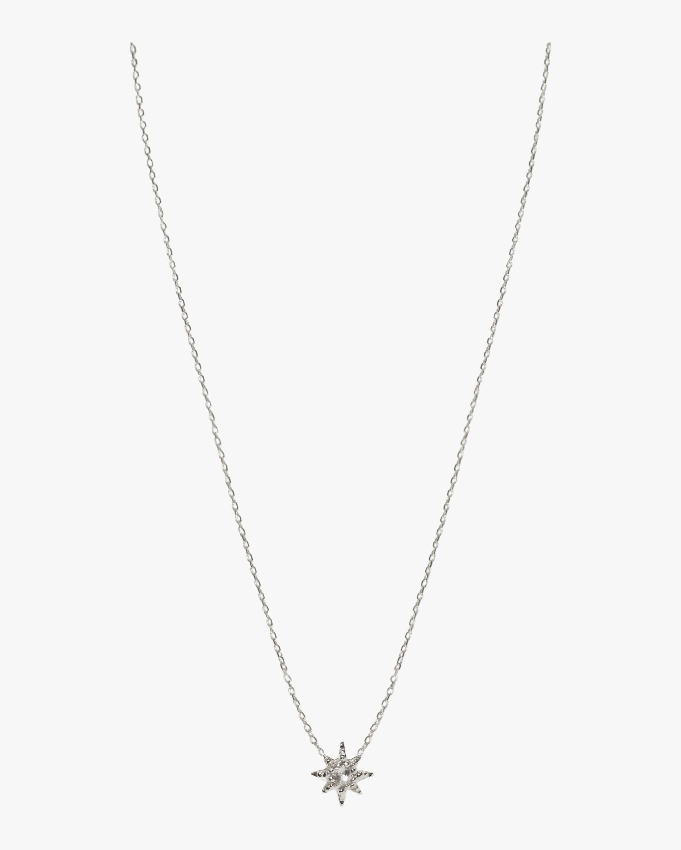 Micro Starburst Necklace