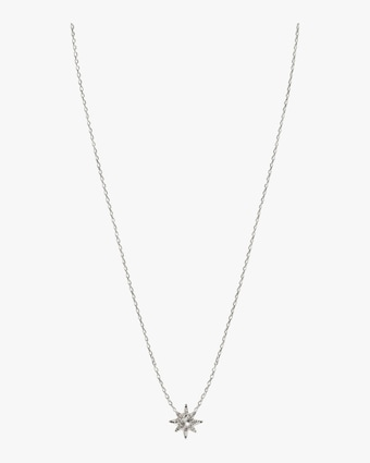 Anzie Micro Starburst Necklace 2