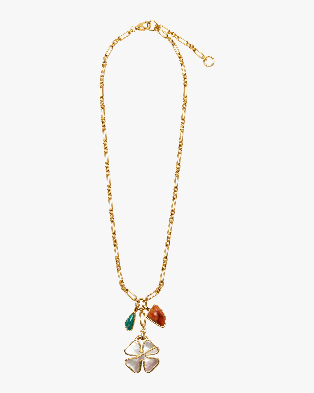 Bonne Chance Charm Necklace