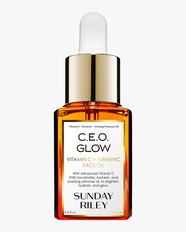 Sunday Riley C.E.O Glow Vitamin C + Turmeric Face Oil 15ml 1