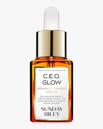 Sunday Riley C.E.O Glow Vitamin C + Turmeric Face Oil 15ml 1