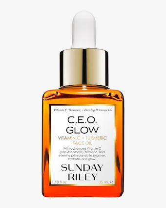Sunday Riley C.E.O Glow Vitamin C + Turmeric Face Oil 35ml 1