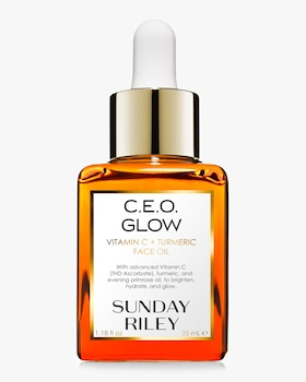 C.E.O Glow Vitamin C + Turmeric Face Oil 35ml