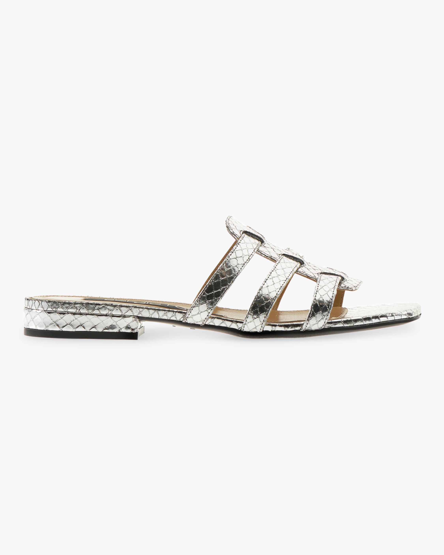 Demetra Flat Sandals
