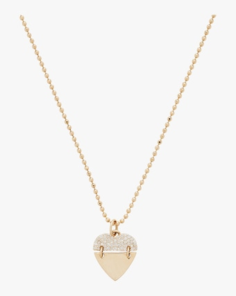 Sophie Ratner Heart Pendant Necklace 1