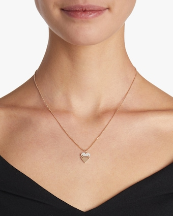 Sophie Ratner Heart Pendant Necklace 2
