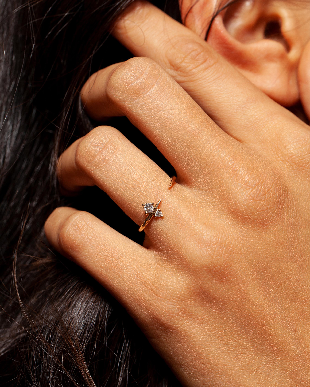 Sophie Ratner Apex Ring 1