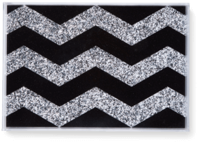 Chevron Tray image two