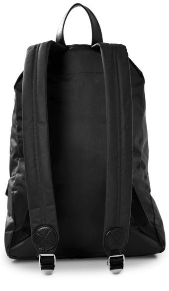 Nylon Biker Backpack