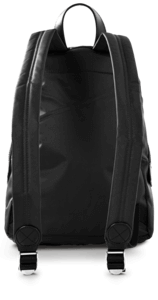 Nylon Biker Mini Backpack image two