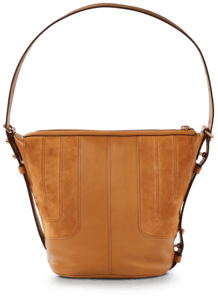 The Sling Suede Mod Bag image two