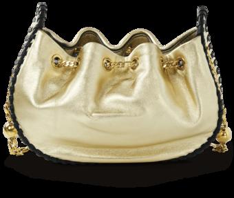 Metallic Sway Crossbody Bag image two