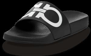 Groove Slide Sandal image two