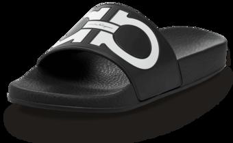 Groove Slide Sandal