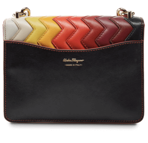 Zigzag Shoulder Bag image two
