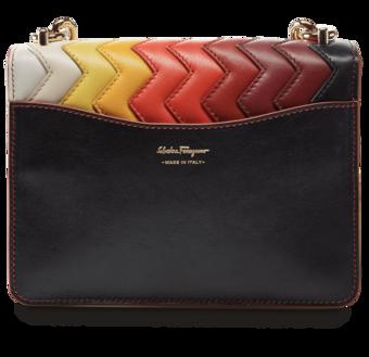 Zigzag Shoulder Bag